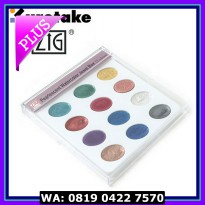 Kuretake Zig Pearlescent Watercolor Jewel Box - 12 Color Set