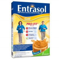 Entrasol Gold Chocolate 185gr