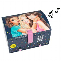 TOPModel TM 8744 TOPModel Big Jewellery Box With Code + Sound