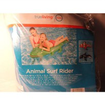 [holiczone] True Living Kids Black Whale Animal Surf Rider/744956