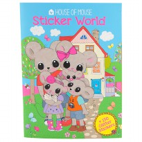House of Mouse TM 8887 House of Mouse Sticker Fun