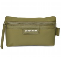Authentic Longchamp Le Pliage Neo Cosmetik Bag - AVOCADO