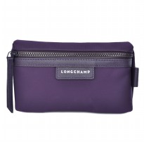 Authentic Longchamp Le Pliage Neo Cosmetik Bag - DARK PURPLE