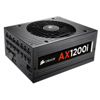 Corsair AX Series Digital 1200W Fully Modular AX1200i - Platinum