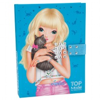 TOPModel TM 9553 TOPModel Diary With Code, Motive 1