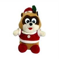 Lotte World Korea Lotty Musang Fox Original Boneka Anak