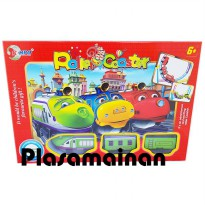 Roller Coaster Train 702-3 - Mainan Roller Coaster Anak - Ages 6+