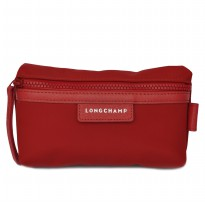Authentic Longchamp Le Pliage Neo Cosmetik Bag - RED