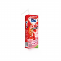 Zee Liquid UHT Strawberry Milk Shake 200ml