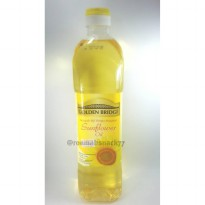 Sunflower Oil Golden Bridge