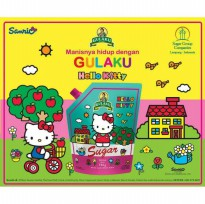 Gulaku Hello Kitty Pouch 750 Gram . Anti Tumpah
