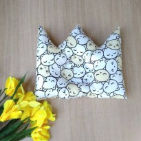 Vitorio Bantal Peyang Crown Cat