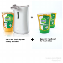 Dettol No Touch Hand Wash System
