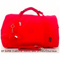 Tas Travel Fashion Gym Travel Bag 314 - 1