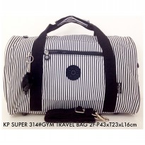 Tas Travel Fashion Gym Travel Bag 314 - 9