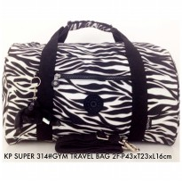 Tas Travel Fashion Gym Travel Bag 314 - 10