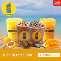 Hop hop - Voucher Value 25.000