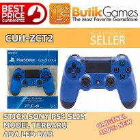 [Gold Product] Stick PS4 DualShock 4 - Biru