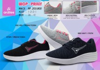 NEW WOMEN CASUAL SHOES ARDILES PRILLY - Sepatu Casual Wanita