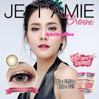 Softlens Cantik Made ini korea Jet'amie by Kitty kawai