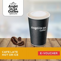 Angel in us Coffee - Cafe Latte HOT/ICE