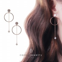 Cocoa Jewelry Anting Everyday Love