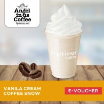 Angel in us Coffee - VANILLA CREAM COFFEE SNOW