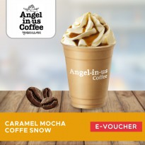 Angel in us Coffee - CARAMEL MOCHA COFFE SNOW