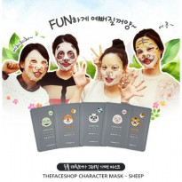 The Face Shop - Animal Character Mask Sheet