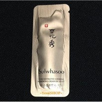 SULWHASOO CONCENTRATED GINSENG RENEWING CREAM EX LIGHT 1ML SACHET