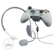 [poledit] INSTEN Insten Live Headset With Microphone Compatible With XBOX 360 / Xbox 360 S/13138463
