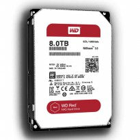 Promo WD Caviar Red 8TB - HD \ HDD \ Hardisk Internal 3.5 for NAS