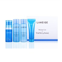 Laneige Water Bank Moisture Care Trial KIt 4item