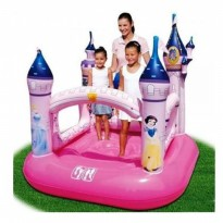 Obral Murah Bestway Castle Bouncer Princess 91050 Harga Grosir