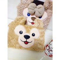 [globalbuy] Duffy Bear, Shirley Mei, plush cell phone bags, cosmetic bags, debris admissio/3823407