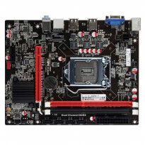 Promo Motherboard Colorful C.H61U plus V29 LGA1155, Intel H61,DDR3