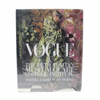 Obral Murah Vogue and the Metropolitan Museum of Art Costume Institute Hardcover Harga Grosir