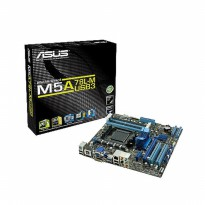 Promo Motherboard AMD Asus M5A78L-M\USB3