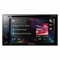 Pioneer AVH-295BT Double DIN Bluetooth Function