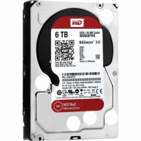 Promo WD Caviar Red 6TB - HD \ HDD \ Hardisk Internal 3.5 for NAS