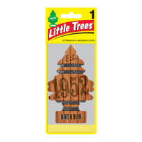 Little Trees paper Bourbon