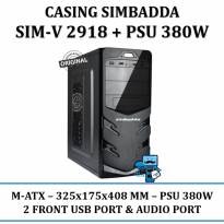 Promo Casing PC Simbadda CST 2915\2918 -  Portable Music Player