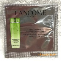 LANCOME ENERGIE DE VIE THE SMOOTHING & PLUMPING PEARLY LOTION 1ML SACHET