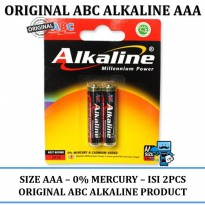 Promo Batre ABC Alkaline A3 - Original High Quality