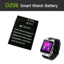 Baterai Smart Watch U9 Smart Watch Dz09