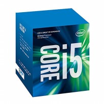 Promo Processor Intel Core i5-7500 BOX 3.4Ghz - KabyLake Socket 1151 - Resmi