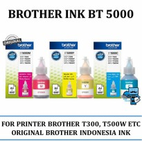 Promo Brother BT-5000 magenta\yellow\cyan