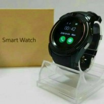 Smart Watch V8 Camera Bluetooth Android SIM Card & Micro SD
