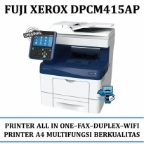 Promo Printer Fuji Xerox A4 Colour Multi - DPCM415ap Original