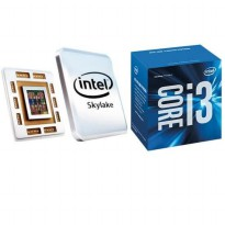 Promo Processor Intel Core i3-6100 3.7Ghz - Cache 3MB [Box] Socket LGA 1151
